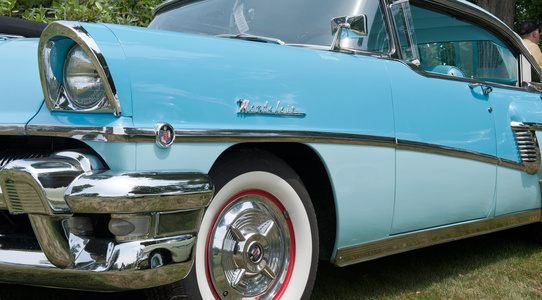 Mercury Montclair Classic Car photography art print